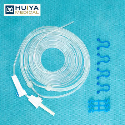 FDA certificate Disposable Dental Implant Irrigation Set irrigation tube for implant use HY-9018