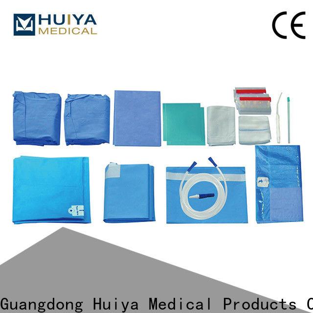 Huiya custom procedure packs wholesale for dental clinic