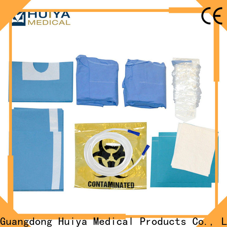 quality-assured surgical packs at factory price for hospital