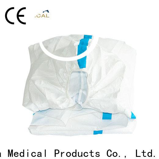 Huiya hot-sale surgeon gown bulk supply for customization