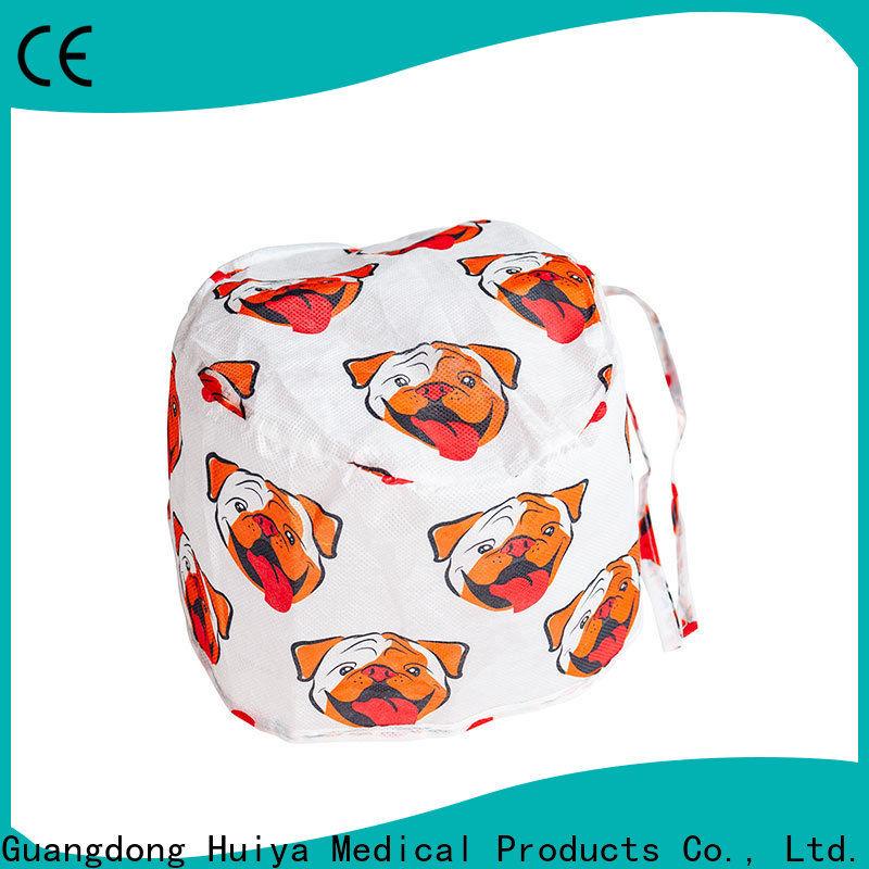 cute surgical caps bulk supply for dental clinic