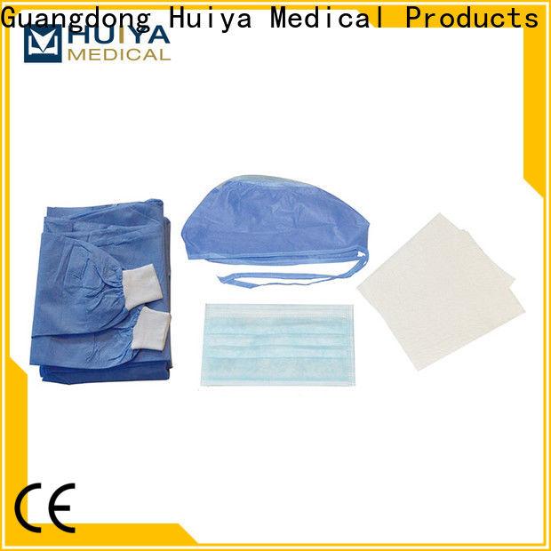 Huiya durable procedure packs wholesale for hospital