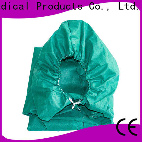 Huiya durable disposable gowns dental wholesale for customization