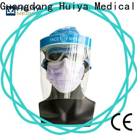 Huiya professional dental face shield manufacturer for clinic