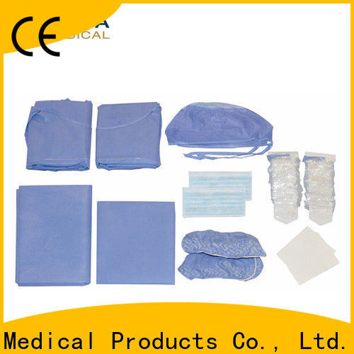 durable surgery packs wholesale for hospital