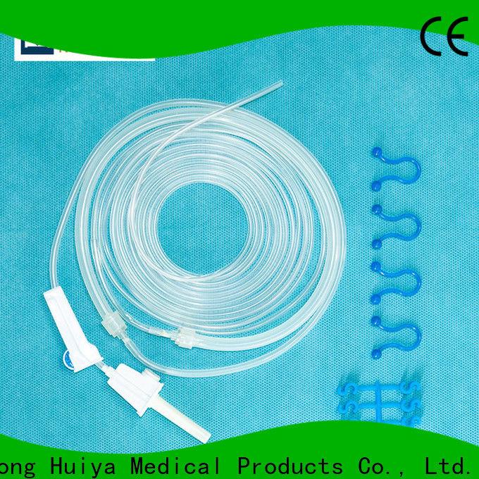 high-quality irrigation tubing set OEM for wholesale