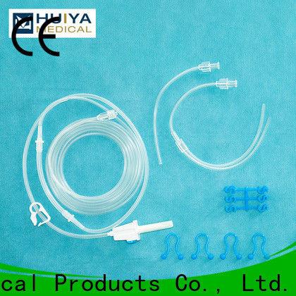 Huiya high-quality implant irrigation tubing factory price for hospital