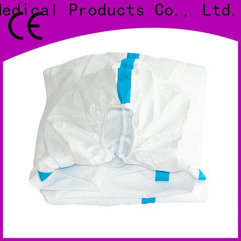 Huiya professional surgeon gown bulk supply oem&odm