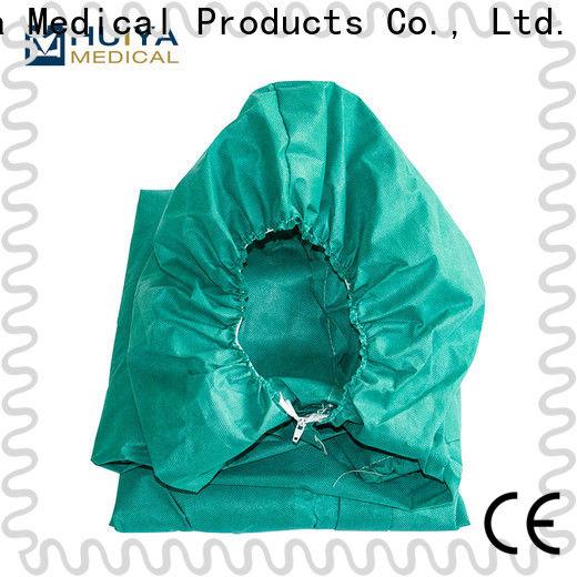 Huiya disposable gowns dental manufacturer for customization