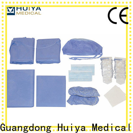 quality-assured procedure packs at factory price for hospital