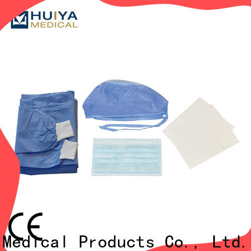 disposable surgical packs & disposable dental goggles