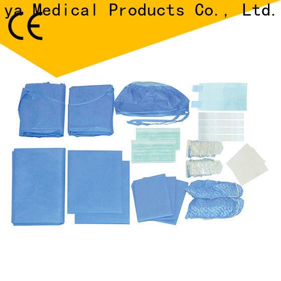 disposable sterile surgical kit & dental hygiene face shield