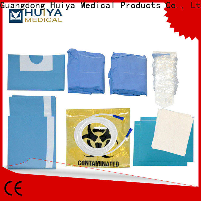 dental product manufacturers & disposable surgical kits