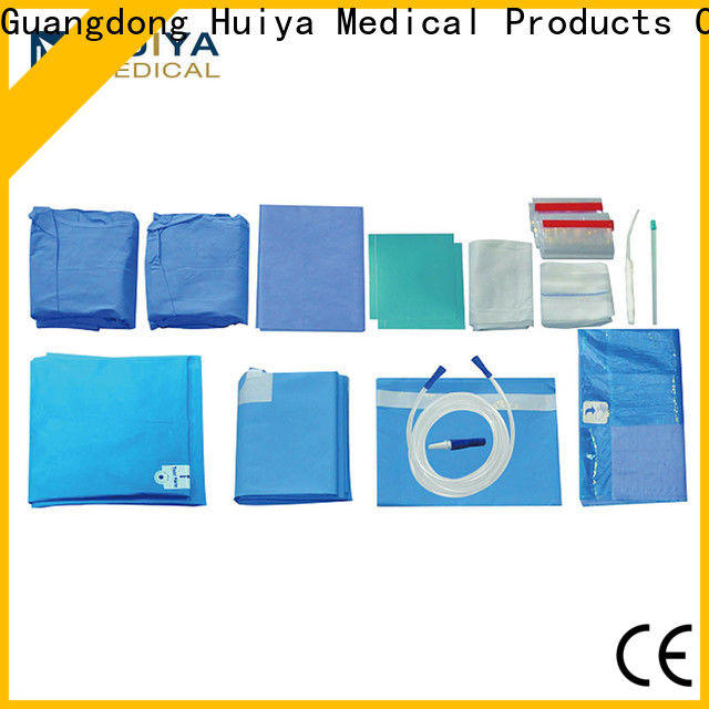 medical gown manufacturers & disposable surgical packs