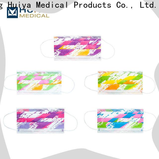 Huiya face mask wholesale bulk supply fast delivery