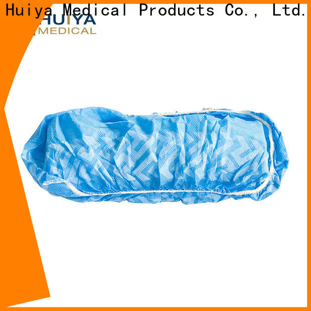 Huiya medical shoe covers at favorable price for dental clinic