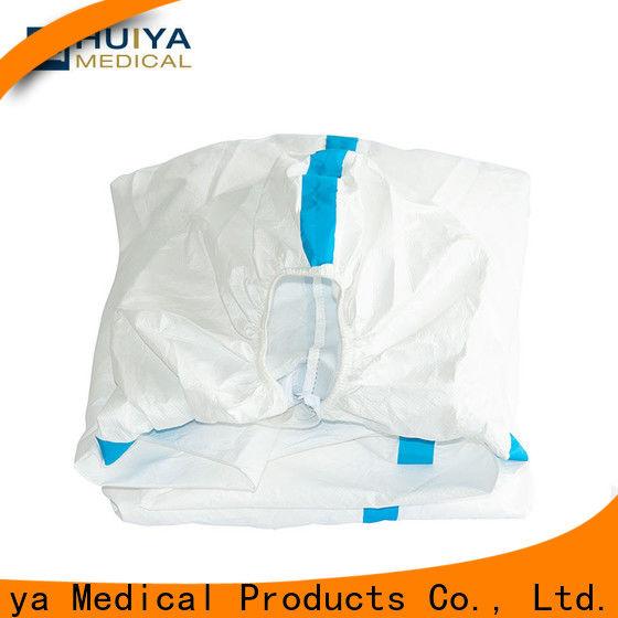 Huiya disposable gowns dental wholesale oem&odm