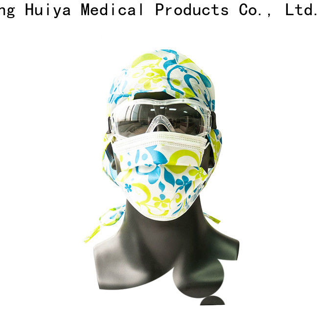 Huiya new medical safety goggles bulk supply for surgery