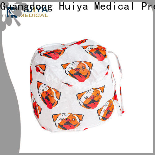 Huiya doctor cap factory directly supply for hospital