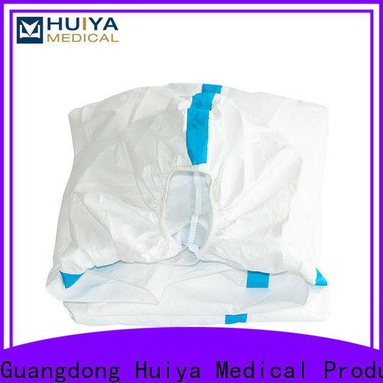 Huiya surgeon gown manufacturer for hospital