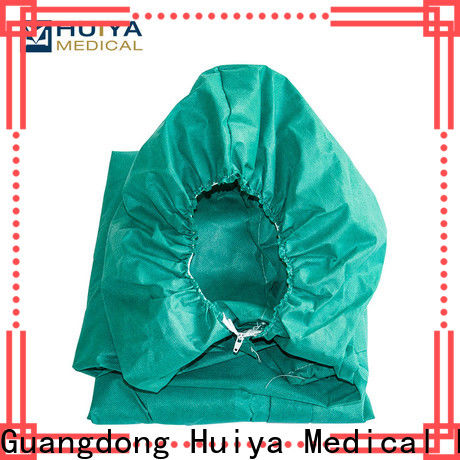 Huiya professional disposable gowns dental manufacturer for customization