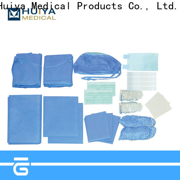 quality-assured procedure packs at factory price for dental clinic