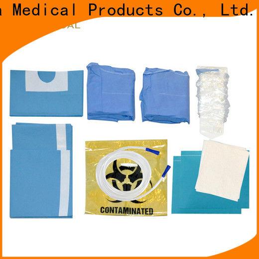 quality-assured surgery packs bulk supply for hospital