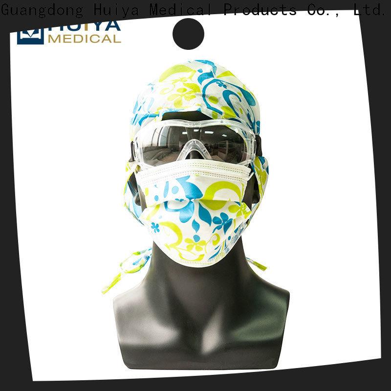 medical face shield mask & medical safety goggles