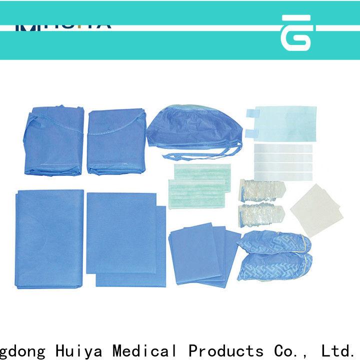 Huiya surgery packs wholesale for dental clinic