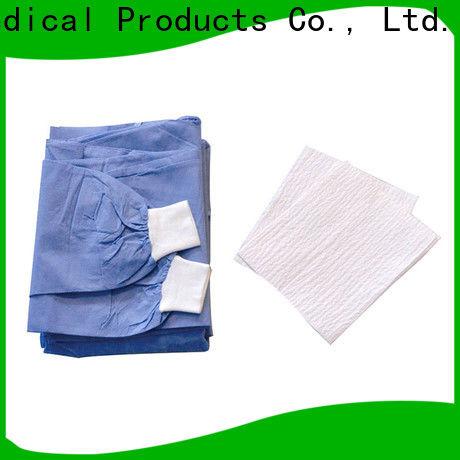 Huiya durable surgery packs at factory price for dental clinic