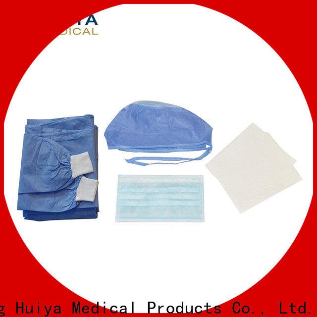 Huiya surgery packs bulk supply for dental clinic