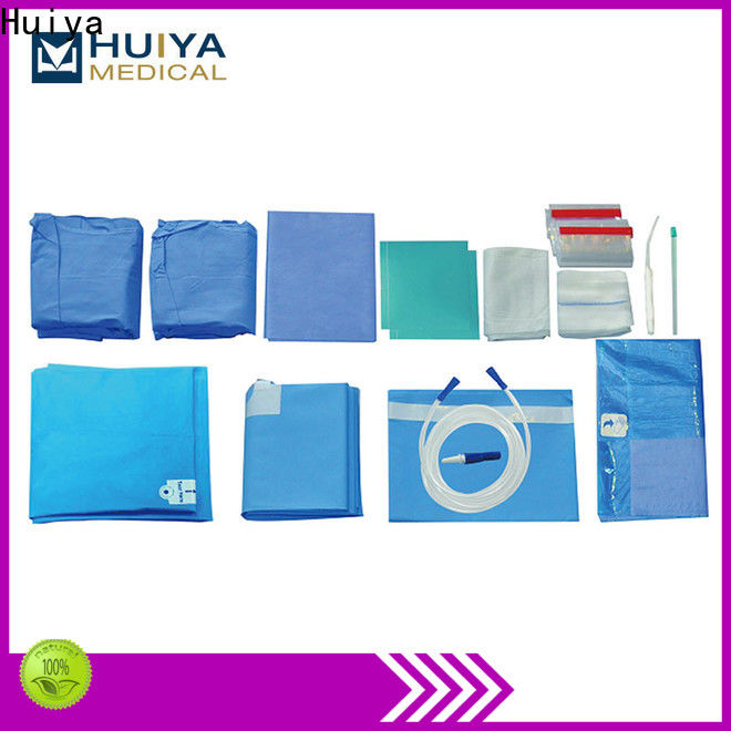 dental hand instruments & surgical pack