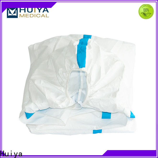 Huiya professional disposable gowns dental wholesale for hospital