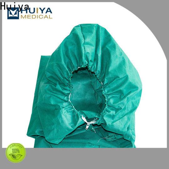 Huiya disposable gowns dental manufacturer for hospital