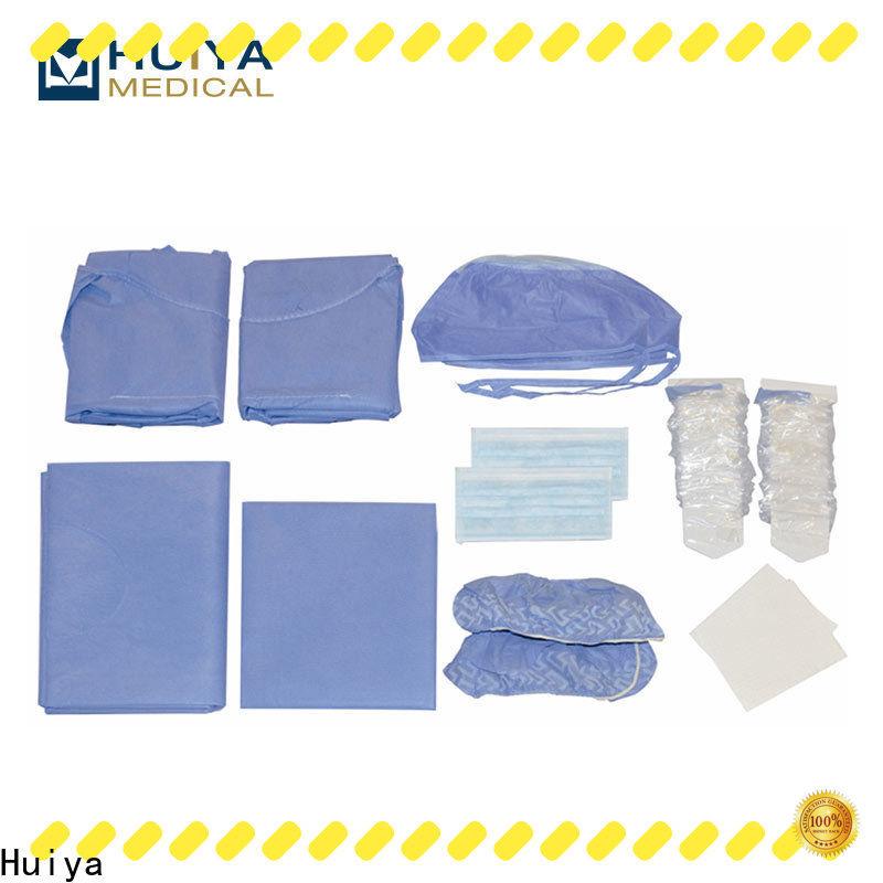 Huiya durable procedure packs bulk supply for dental clinic