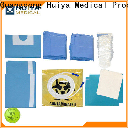 surgical pack & oral surgery instruments