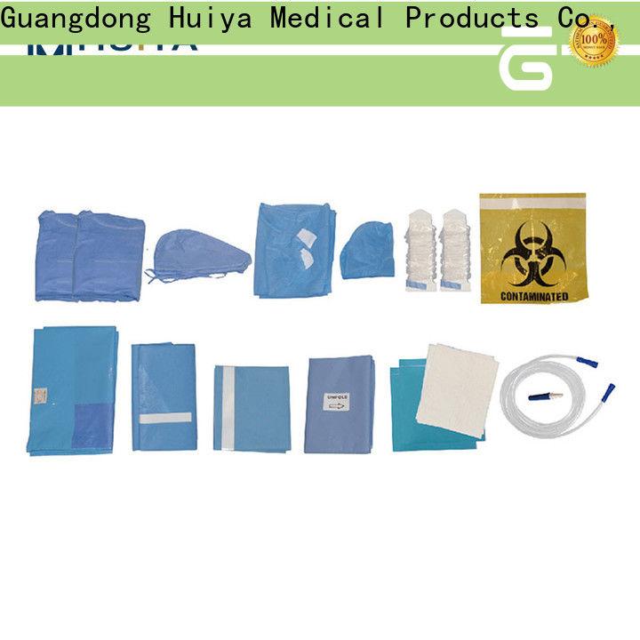 procedure packs & medical shoe covers