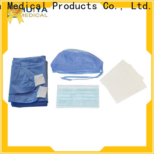 Huiya top-selling custom surgical packs wholesale for surgery