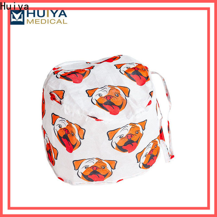 Huiya top-selling doctor cap factory directly supply for dental clinic